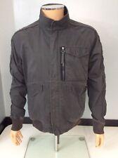 Maharishi Mhi Mens Bomber Jacket, Size Medium, M, Grey, Vgc