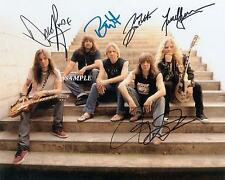TESLA BAND #1 REPRINT AUTOGRAPHED 8X10 SIGNED PICTURE PHOTO RP JEFF KEITH
