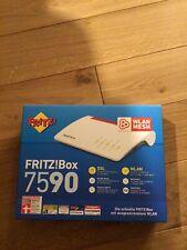 AVM FRITZ!Box 7590 WLAN Router mit VDSL Modem (20002784)Neu und OVP
