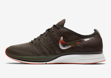 Mens Nike FLYKNIT TRAINER Training Shoes -Neutral Olive -AH8396 202 -Sz 11 -New