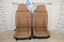 BMW F01 F02 F07 F10 F11 LCI Front Comfort Seats Leder Vordersitze Komfortsitze