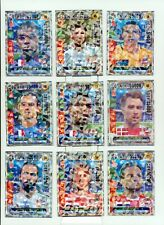 MUNDIAL RUSSIA 2018 FIFA WORLD CUP SOCCER CARD PICK/CHOOSE CARDS FOIL RARE