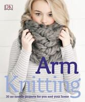 Arm Knitting by Alpha (2016, Paperback)