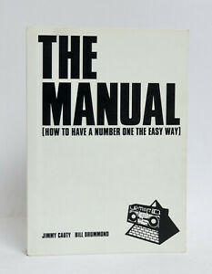 KLF The Manual (HOW TO HAVE A NUMBER ONE THE EASY WAY) Drummond & CAUTY vg++