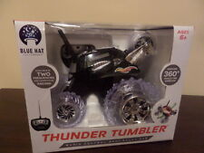 Thunder Tumler Remote Controlled Rc Toy Car Black New in Box