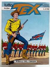 Tutto Tex n. 204 di Bonelli, Galep * ed Bonelli