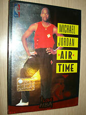 DVD N°1 I LOVE NBA MICHAEL JORDAN AIR TIME ITALIANO-ENGLISH