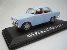 RBA Alfa Romeo Giulietta - IXO 1/43 cochesaescala