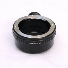 Olympus OM Lens to CANON EOS-M Mirrorless Camera M5 M6 M10 Adapter Tripod M