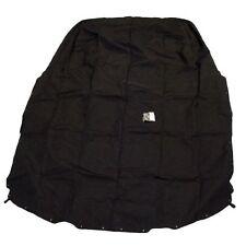 SEA RAY 1890162 BLACK 2011 175 SPORT 85X134 BLACK SUNBRELLA SNAP ON BOAT COVER