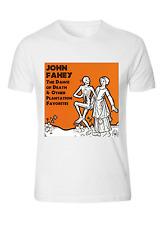 John Fahey T-shirt -  All sizes in stock