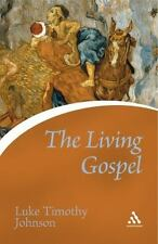 The Living Gospel (Continuum Icons), Bible - Study - New Testament,Christianity