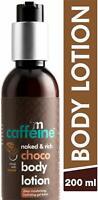 Mcaffeine Naked & Rich Choco Body Lotion Deep Moisturization 200 Ml