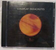 CD Coldplay - Parachutes (Parlophone 2000)