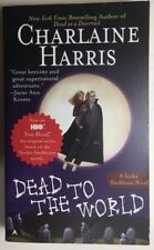 DEAD TO THE WORLD Sookie Stackhouse by Charlaine Harris (2005) Ace TV pb
