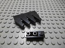 Lego 5 Steine 33 Grad Negativ 1x3 schwarz  4287  Set 8868 8479 8446 6054