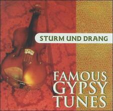 Sturm Und Drang Ensemble, Famous Gypsy Tunes, Excellent Import