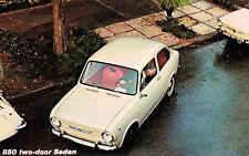 Fiat 850,2-Door,Sedan,1964-73