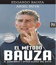 Football EL METODO BAUZA Book Argentina 2016 NEW !!