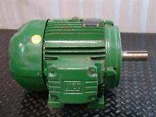 Weg motor 3Ø 1750Rpm 380V 10.7Amps 7.5hp R00718ET3E213T