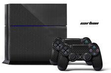 247 Piel Sony PS4 Carbono Diseñador Playstation Wrap Decal Sticker Wrap