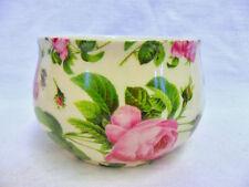 Junio Rose Zaraza grandes azucarera abierta por Heron Cross Pottery