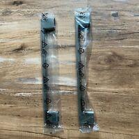 IKEA New Godmorgan Silver Handles Two 9in Dresser Cabinet Bathroom Drawer Pull