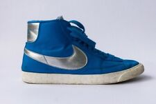 NIKE BLAZER HIGH VINTAGE ND top sneaker retrò Blue Flight Dunk Air Force