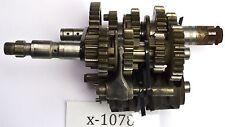 Rieju RS2 125 Matrix - Getriebe komplett Schaltgabeln Schaltwalze