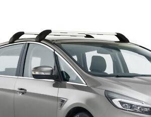 ORIGINAL Ford Dachträger Dachgrundträger Aluminium abschließbar S-MAX 1853232