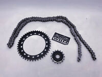Honda CB1000R CB1000 R A (1) 09' Front and Rear Sprocket and Chain