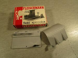 Fleischmann Piccolo 9481 Schüttgutentladestelle für Kipploren Spur N