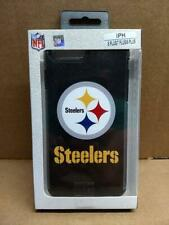 Prime Brands Phone Case for Apple iPhone 8+/7+/6+-NFL Licensed Pittsburgh Steele