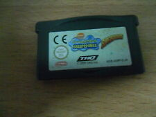 Spongebob Squarepants Supersponge Bob esponja - GBA - Game Boy Advance - PAL