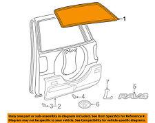 TOYOTA OEM 96-00 RAV4 Back Door-Reveal Molding 7557342010