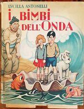 I bimbi dell'onda Calzificio Santagostino Editore Milano