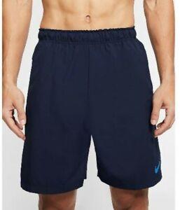 Nike Men's  Dry Fit Training Shorts CJ2396 451 Size M