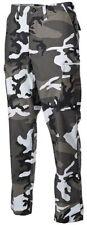 URBAN CAMOFLAGE  MENS  BDU Cargo Pants Mens Military CITY CAMO Pants SIZE 38X32