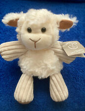 Scentsy Buddy Baby LENNY THE LAMB Retired Plush Toy, No Scent Pack Included NEW