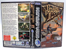 SEGA SATURN gioco-PANZER DRAGOON II due (2) (con imballo originale) (PAL) 11090526