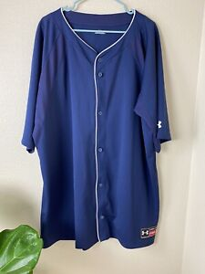 UNDER ARMOUR Men's BASEBALL JERSEY  SIZE 3XL
