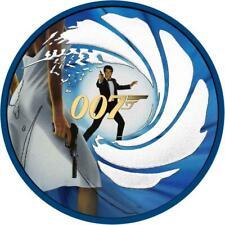 Tuvalu 2020 1$ - James Bond 007 - 006 - 1 Oz Silver Coin