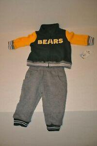 Baby Boys' MVP Baylor University Bears Sweatshirt and Pant Set 6-12 Month NWT