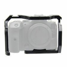 Aluminum Housing Cage Cold Shoe Full Cover Case for Canon EOS R5 R6 DSLR Video