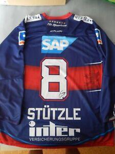 Eishockey Trikot Adler Mannheim XXL Tim Stützle Stuetzle Ottawa Senators