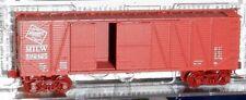 N Scale Micro-Trains -Milwaukee Road 40' Wood Box Car #592495 -  040 00 040