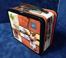 1999 UPPER DECK TRIBUTE TO MICHAEL JORDAN LUNCH BOX (NO CARDS) *INV6723