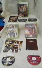 TOMB Raider: Underworld, legenda & Anniversario (Xbox 360 Bundle Microsoft)