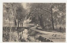 The Meads Bishops Stortford 1907 Postcard 487a