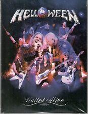 HELLOWEEN united alive 3 dvd set